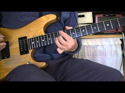 WHITE SNAKE   Fool For Your Loving  guitar cover