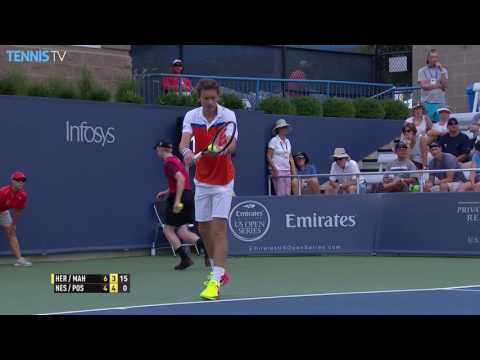 Cincinnati Doubles Highlights 2016 Friday