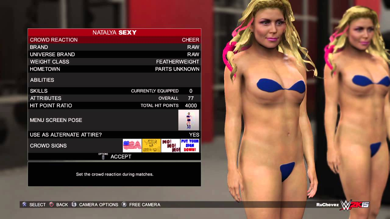 Images Of Wwe Nude Females 115
