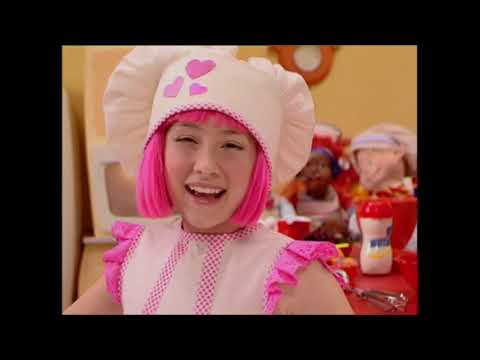 LazyTown - Cooking By The Book (Faroese)