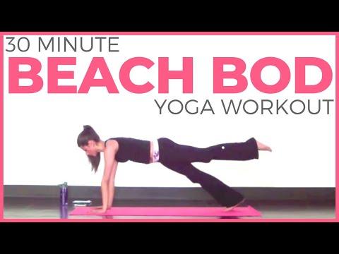 30 Minute Power Yoga | Beach Bod #2