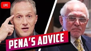 DAN PEÑA'S NUMBER 1 ADVICE TO ME ABOUT MONEY - Brian Rose's Real Deal