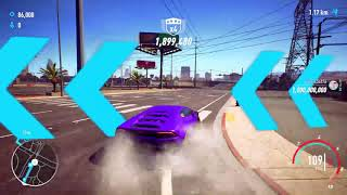Need For Speed Payback - Drifting The Block   3 Million Points