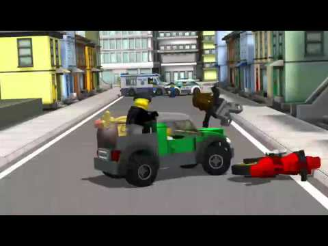 Police Game -LEGO City Kids Play Games - YouTube