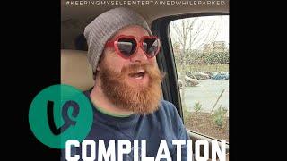 #KeepingMyselfEntertainedWhileParked (Vine Compilation Vol. 1)