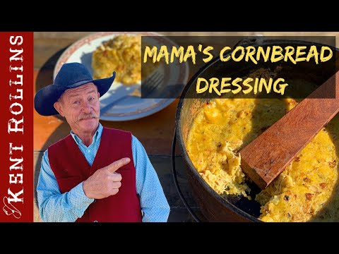 Cornbread Dressing | Easy Thanksgiving Recipe
