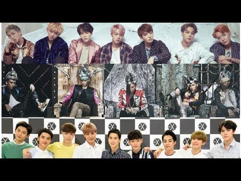 BTS, BIGBANG, EXO And More Make It To Billboard's Greatest Boy Band Songs Of All Time List- KPOP NE