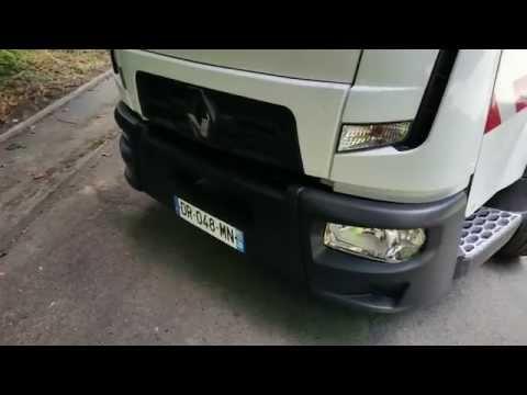 renault trucks nouvelle gamme d 7 5 tonnes 180 ch youtube. Black Bedroom Furniture Sets. Home Design Ideas