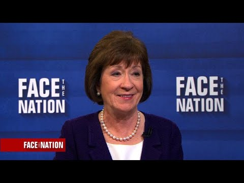 """Sen. Collins: """"We need to accept that Donald Trump is our president"""""""