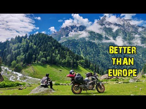 BETTER THAN EUROPE 😱 Sonamarg To Leh