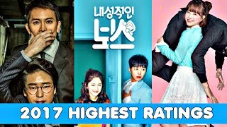 Video 10 Most Highly Rated Korean Drama of 2017 download MP3, 3GP, MP4, WEBM, AVI, FLV Januari 2018