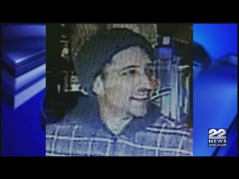 Chicopee Police: Suspect wanted for Larceny of a Motor Vehicle