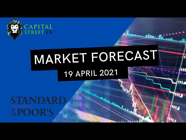 [S&P 500 Price] Technical Analysis By Capital Street FX - April 19, 2021