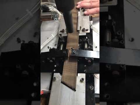Fabric Strap Hole Punching Machine, Webbing Belt Hole ...