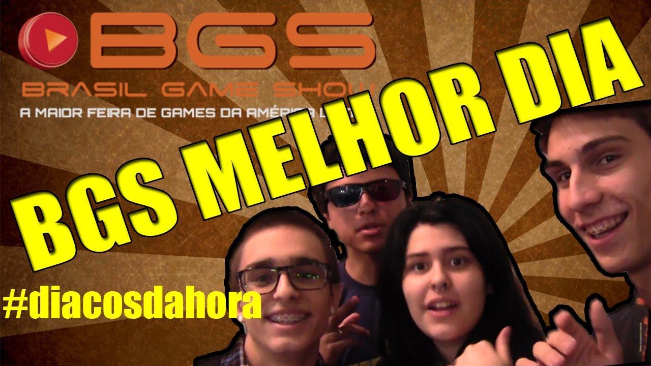 BGS COS MAI DAHORA DO YOUTUBE!!!!!! // BRASIL GAME SHOW - BGS WITH MAI DAORA OF YOUTUBE !!!!!! // BRASIL GAME SHOW