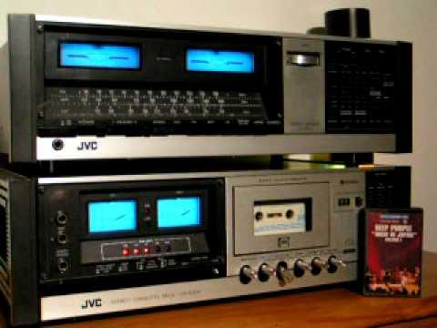 JVC JR-S100L & CD-S200