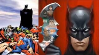 Batman ensinando a como derrotar a Liga. SENSACIONAL