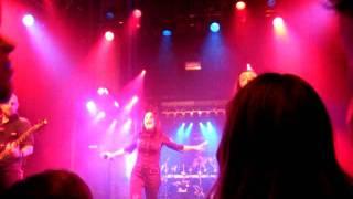 Lacuna Coil - Kill the Light (new song) @ Bibelot