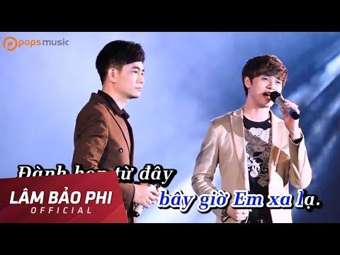 Chỉ Có Bạn Bè Thôi Karaoke | Lâm Bảo Phi ft Trần Nhật Quang