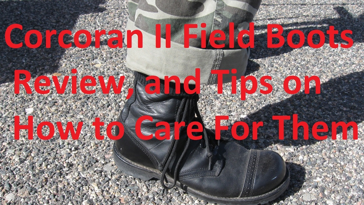 cac087ab8ee Corcoran II Field Boots: Review and Tips on Care