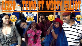 Lizzo - Tempo (feat. Missy Elliott)  Producer Reaction