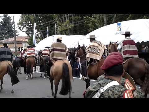 Desfile en nueva imperial parte 1