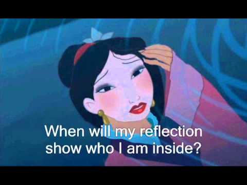 Disneys Mulan  Reflection Original and Full Version