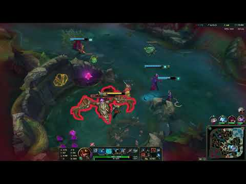 Stream of Consciousness Commentary Jarvan Jungle