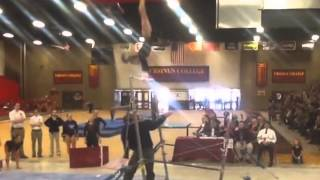 Ursinus Gymnastics Season Highlights 2013