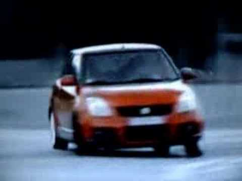 Suzuki swift sport drift