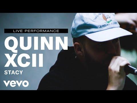"Quinn XCII - ""Stacy"" Live Performance | Vevo"