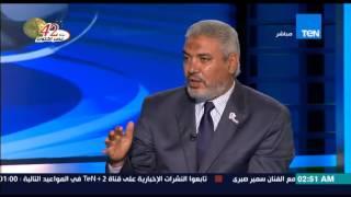مساء الأنوار- تشكيله الزمالك امام النجم من وجه نظر جمال عبد الحميد وعادل المأمور ومدحت شلبي