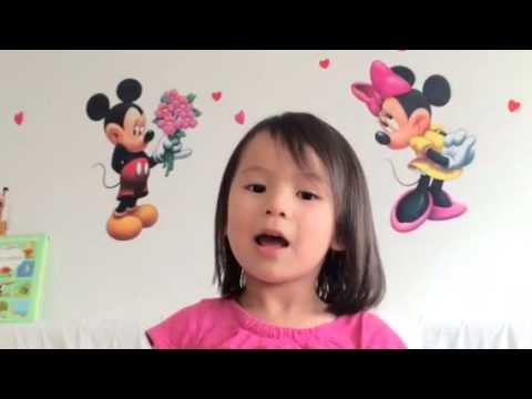 """Cẩm Vy kể truyện """"Cậu bé Tích Chu"""""""
