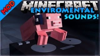 Minecraft Mods - Sound Simulator