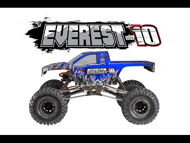 EVEREST-10 Rock Crawler by Redcat