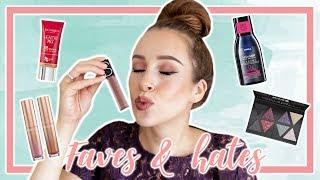 Allergische reactie 😨 & budget lipstick topper! || FAVES & HATES