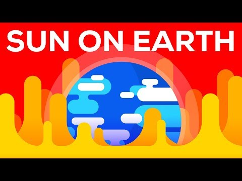 Thumbnail: What Happens If We Bring the Sun to Earth?