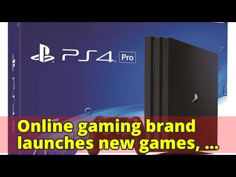 Online gaming brand launches new games, devicesOnline gaming brand launches new games, devices