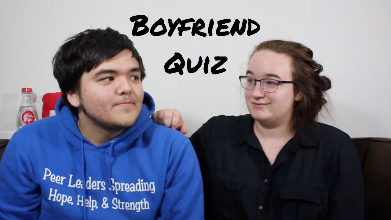 what is wrong with my boyfriend quiz