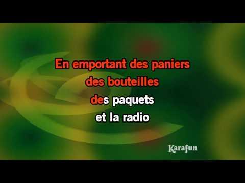 Karaoké Les cornichons - Nino Ferrer *