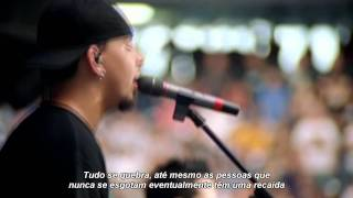 Linkin Park - P5HNG me a*Wy (Live In Texas) | Legendado em pt-BR