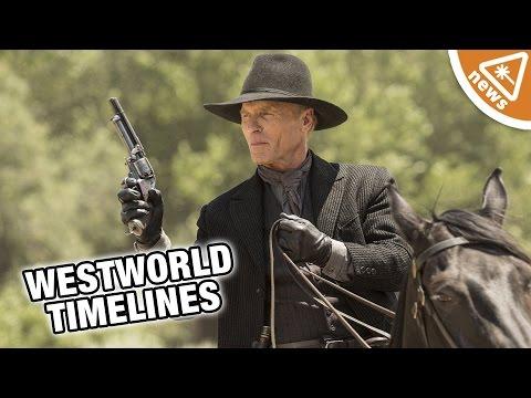 Breaking Down All the Westworld Timelines! (Nerdist News w/ Jessica Chobot)