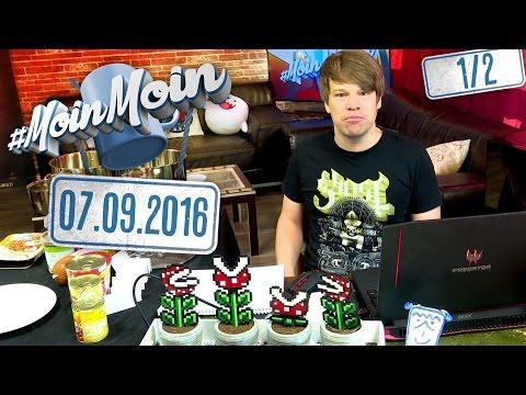 #MoinMoin mit Colin 1/2 | Der scharfe Instant - Chili Con Carne Vergleich | 07.09.2016