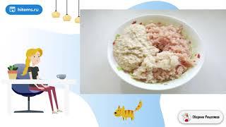 Котлеты с сыром без яиц Рецепты в домашних условиях с фото