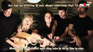 [Vietsub + Kara] Somebody That I Used to Know - Walk off the Earth (Gotye  Cover).mp4