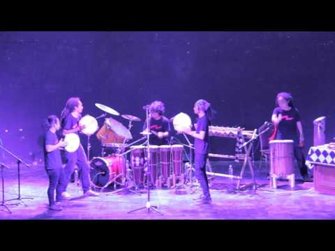"SVARA SAMSARA -  ""Satu"" - INDONESIAN PERCUSSION WORLD MUSIC"