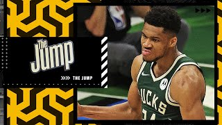 'Giannis Antetokoumpo is the most dominant player in the NBA' - Kendrick Perkins ?