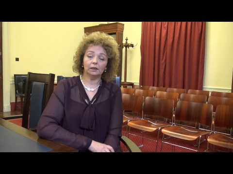Ambitions for the Arts: Minister Carál Ní Chuilín MLA