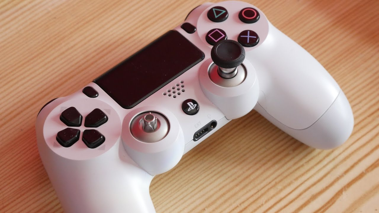 How To Mod Xbox One Elite Thumb Sticks On PS4 Controller