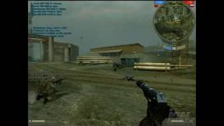 Battlefield 2: Special Forces PC Games Gameplay -